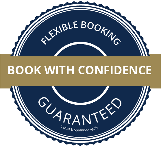 book with confidence hotel palace
